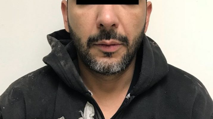 Capturan a secuestrador que está implicado en 20 eventos delictivos